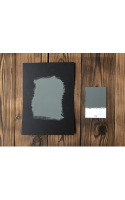"""Краска для мебели и декора """"ATURI"""" Design, Меловой Бархат, серая глубина А-047, 400 гр"""