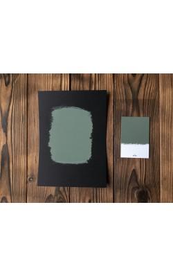 """Краска для мебели и декора """"ATURI"""" Design, Меловой Бархат, сумеречная травинка А-043, 400 гр"""