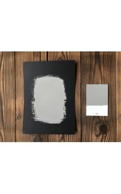 """Краска для мебели и декора """"ATURI"""" Design, Меловой Бархат, утренний туман, 400 гр"""
