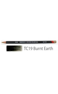 Карандаш угольный Tinted Charcoal №TC19 Земля жженая