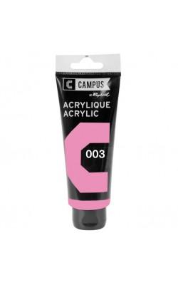 """Акриловая краска """"Sennelier"""" Campus, розовый пастельный, 100 мл"""
