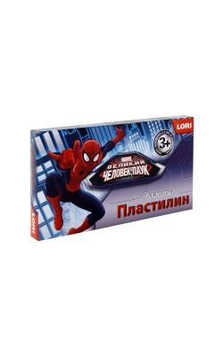 "Пластилин Marvel ""Человек-паук"" 6 цветов, 20 гр."