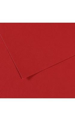 """Бумага для пастели """"Canson"""" Mi-Teintes, 50% хлопок, А4, 160 г/м2, винный бургундский №116, 1 л"""