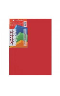 """Холст на подрамнике """"Альбатрос"""", 40*50 см, 100% хлопок, красный"""