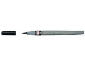 Кисть c черными пигментными чернилами Brush Pen Medium средняя