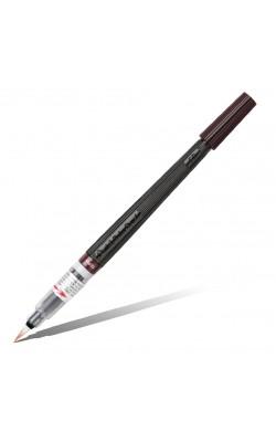 Кисть с краской Colour Brush, сепия  (ярко-коричневый) цвет