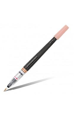 Кисть с краской Colour Brush , бежевый (бледно-оранжевый) цвет