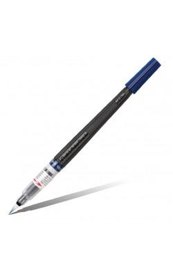 Кисть с краской Colour Brush, стальной синий цвет