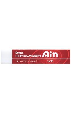 Ластик Hi-Polymer Eraser Ain Soft, 65х13.6х13.6 мм