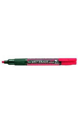 Маркер на водной основе Wet Erase Marker (двусторонний пишущий узел), красный, 2 мм/4 мм