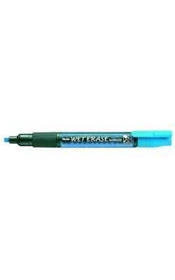 Маркер на водной основе Wet Erase Marker (двусторонний пишущий узел), синий, 2 мм/4 мм