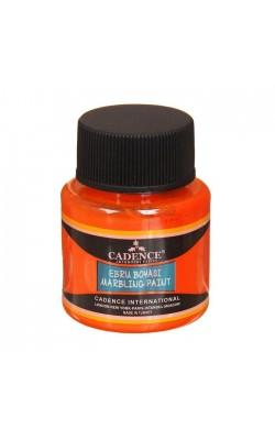 Краска для эбру, 45 мл, цвет 859 (оранжевый)