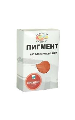 Пигмент, английская красная, 100 гр