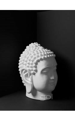 Большая Голова Будды, гипс