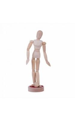 Манекен человека, мужской, с мячом, 20 см