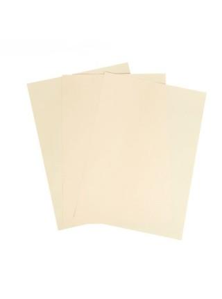 """Бумага цветная """"Calligrata"""", А4, 80 г/м2, оранжевая пастльная, 50 л"""