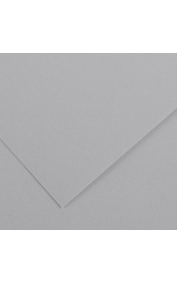"""Бумага цветная """"FOLIA"""", 50*70 см, 130 г/м2, светло-серый, 1 л"""