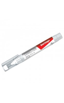 """Корректирующий карандаш """"Berlingo"""", 7 мл, металлический наконечник"""