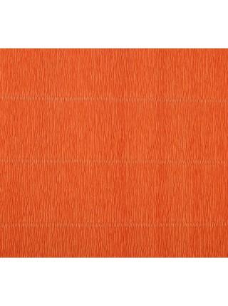 Бумага гофрированная, 50*250 см, 180 г/м2, ярко-оранжевая, 17E/6