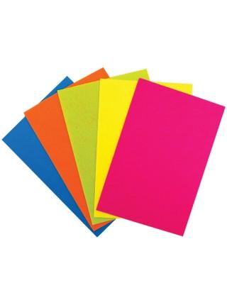 "Набор цветного фетра ""Мульти-Пульти"" Приключения Енота, яркие цвета, 2 мм, А4, 5 цветов, 5 л"
