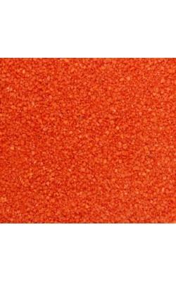 Песок цветной для декора, оранжевый, 350 гр