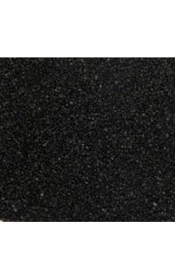 Песок цветной для декора, черный, 350 гр