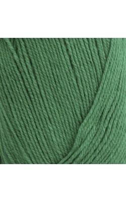 """Пряжа """"Галатея"""" 100гр. 250м, 100% акрил (09 яркая зелень)"""