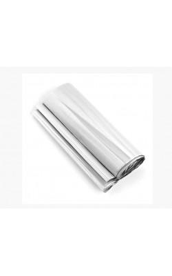 Поталь трансферная, 21*80 см, серебро