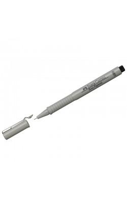 """Ручка капиллярная """"Faber-Castell"""" ECCO PIGMENT, 0,05 мм, чёрный"""