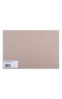 Картон для художественных работ, плотность 2000г/м2, 210х300 мм