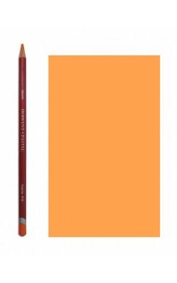 """Пастельный карандаш """"Derwent"""" Pastel, желтый золотой, №P080, круглый, 1 шт"""