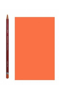 """Пастельный карандаш """"Derwent"""" Pastel, оранжевый спектральный, №P100, круглый, 1 шт"""