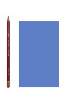 """Пастельный карандаш """"Derwent"""" Pastel, лазурно-синий, №P330, круглый, 1 шт"""