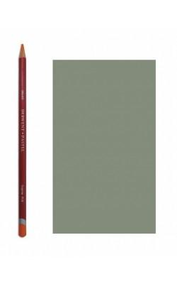 """Пастельный карандаш """"Derwent"""" Pastel, зеленый оксид, №P450, круглый, 1 шт"""
