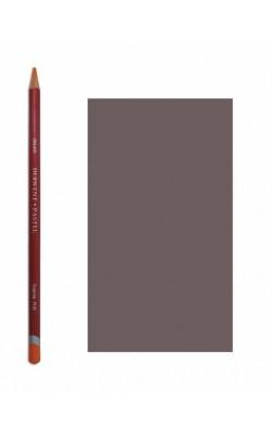 """Пастельный карандаш """"Derwent"""" Pastel, шоколадный, №P590, круглый, 1 шт"""